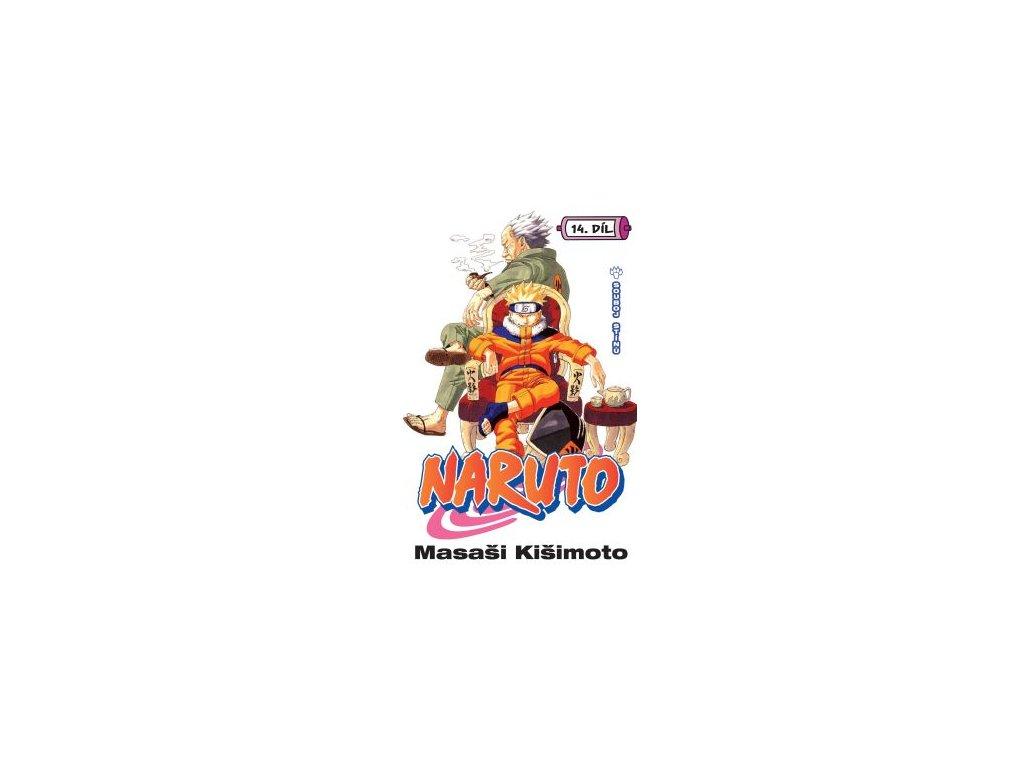 Kišimoto M.-Naruto 14