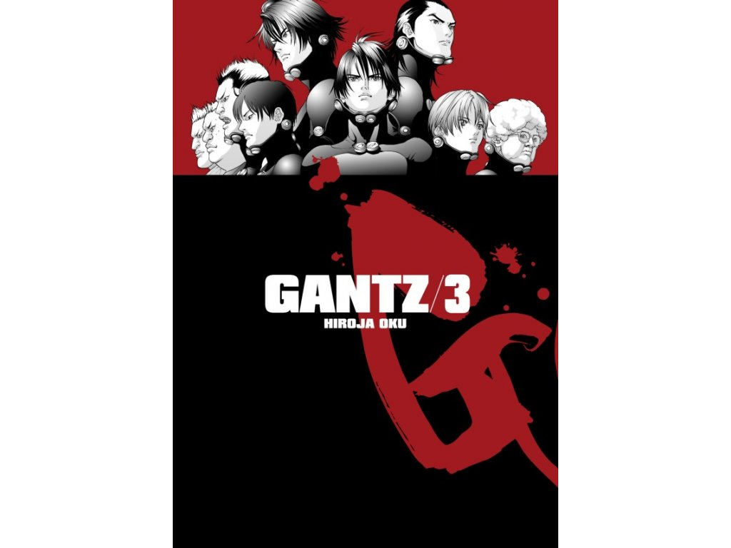 Oku H.-Gantz 3