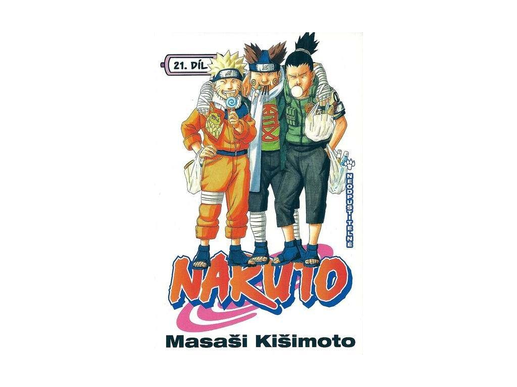Kišimoto M.-Naruto 21