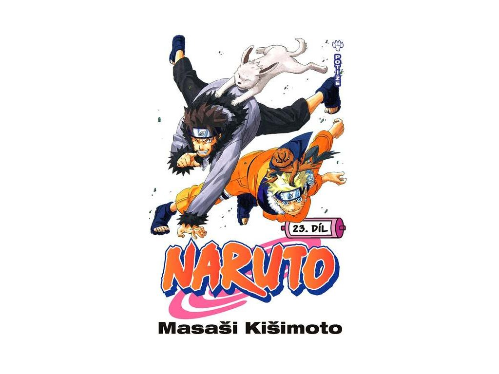 Kišimoto M.-Naruto 23