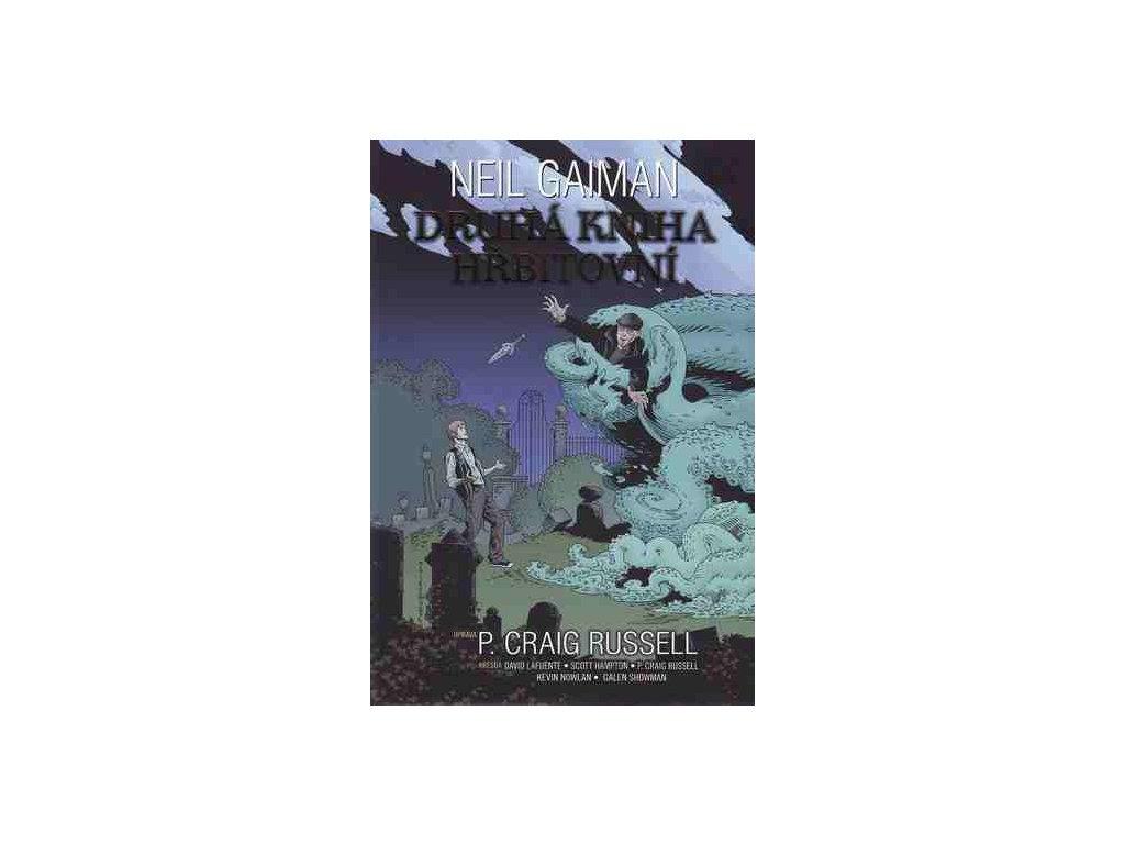 Gaiman N.-Druhá kniha hřbitovní