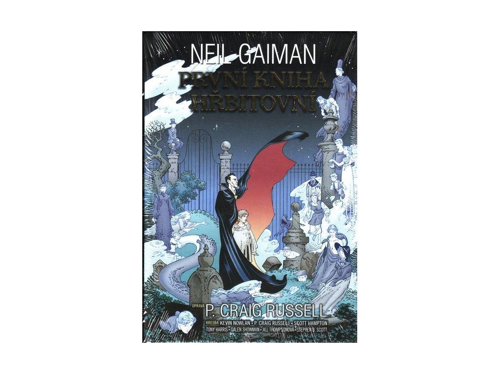 Gaiman N.-První kniha hřbitovní
