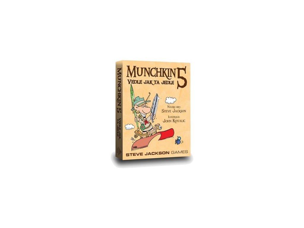 Munchkin 5.