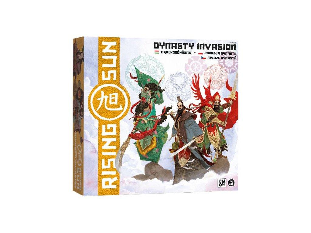 Rising Sun-Invaze dynastií