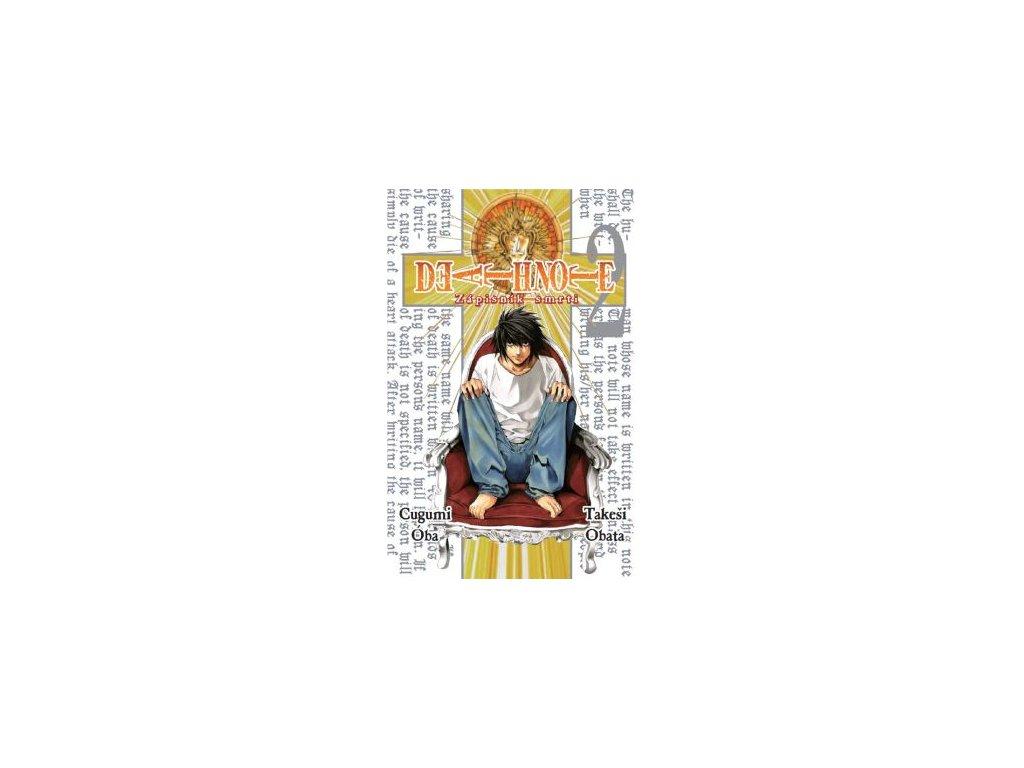 Óba C.,Obata T.-Death Note 2