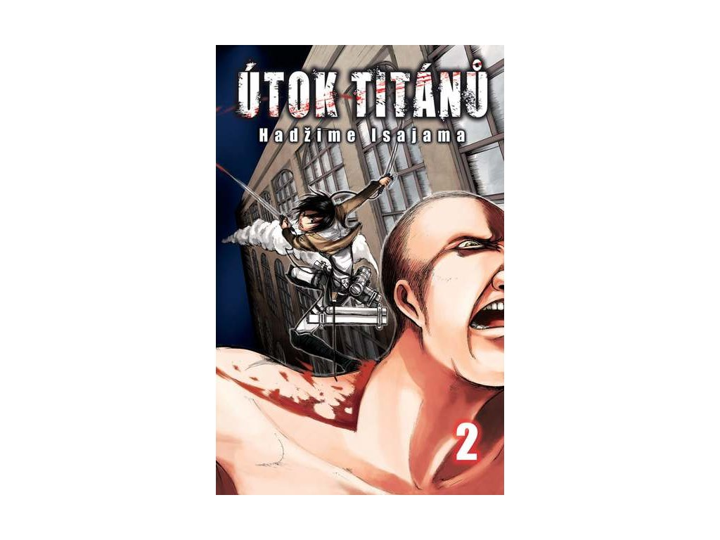 Isajama H.-Útok titánů 2