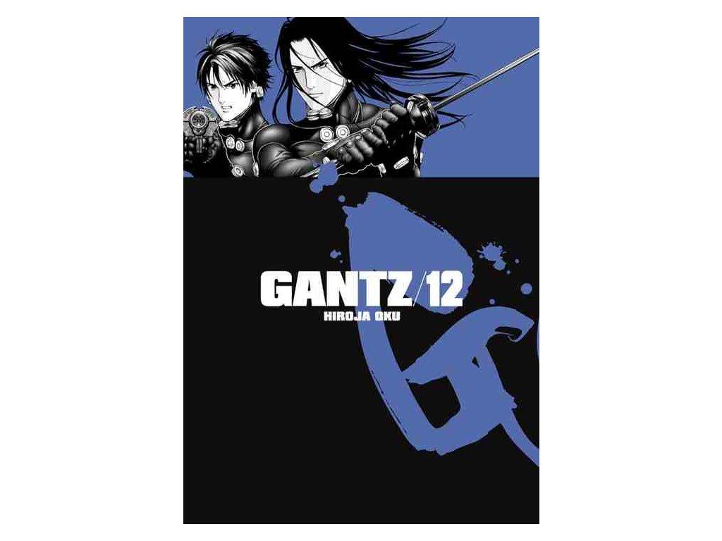 Oku H.-Gantz 12