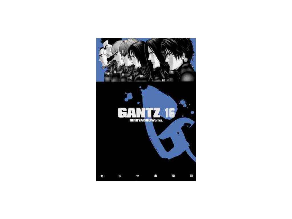Oku H.-Gantz 16