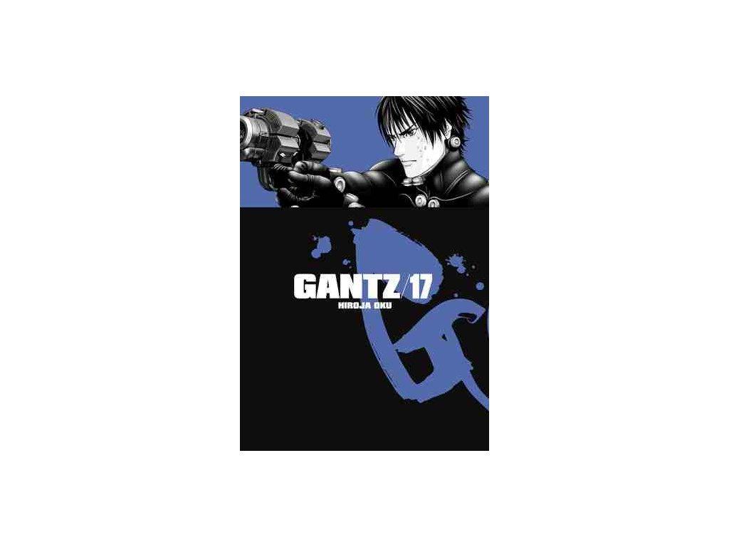 Oku H.-Gantz 17