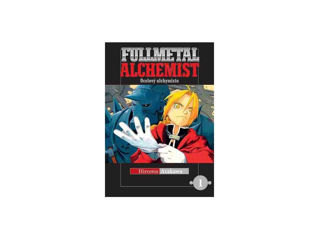 Arakawa H.-Fulmetal Alchemist 1