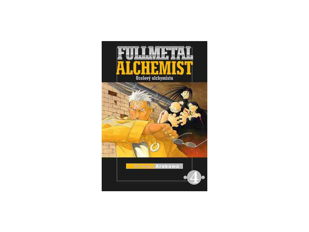 Arakawa H.-Fulmetal Alhemist 4
