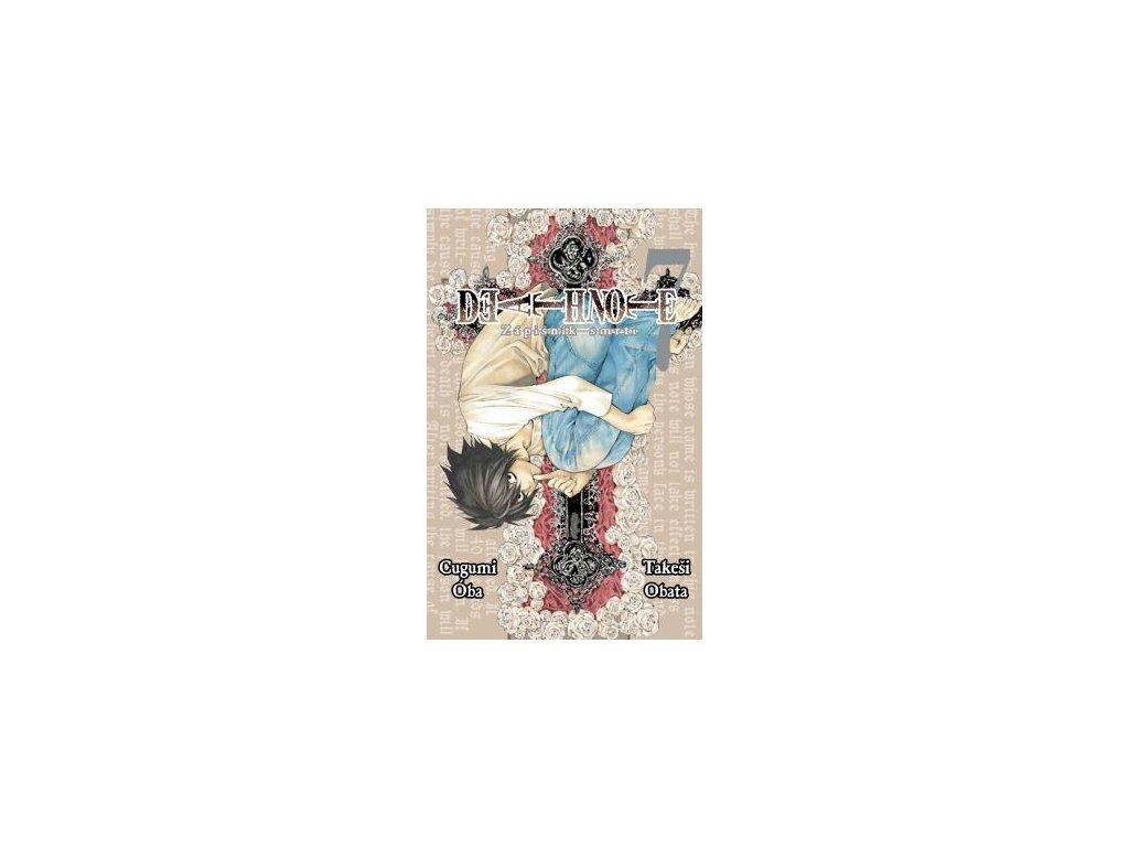 Óba C.,Obata T.-Death Note 6