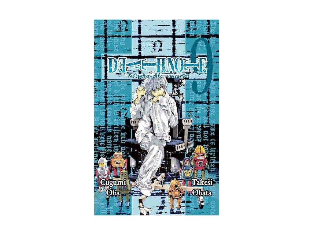 Óba C.,Obata T.-Death Note 9