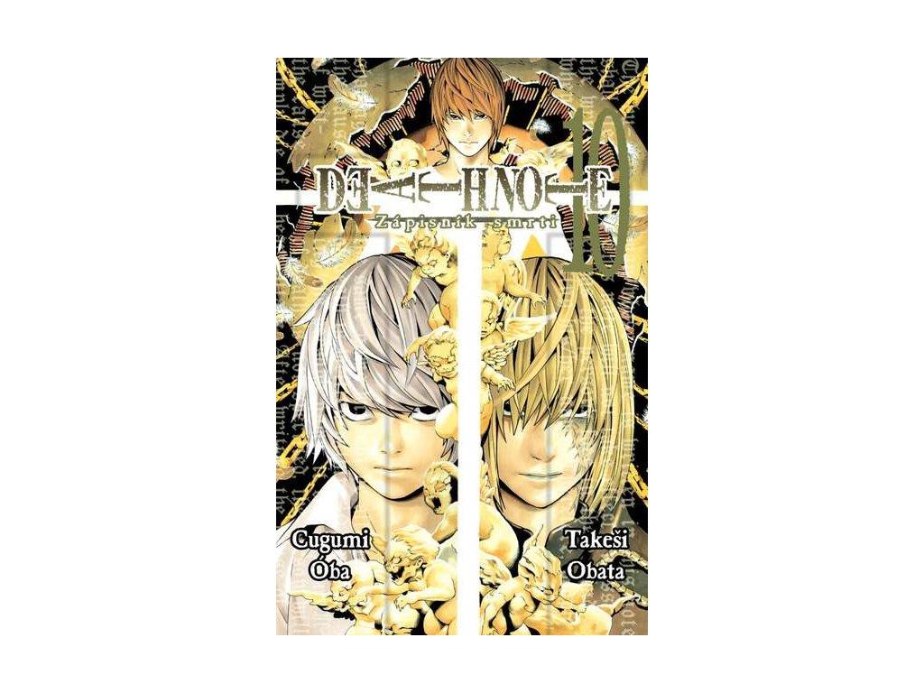 Óba C.,Obata T.-Death Note 10