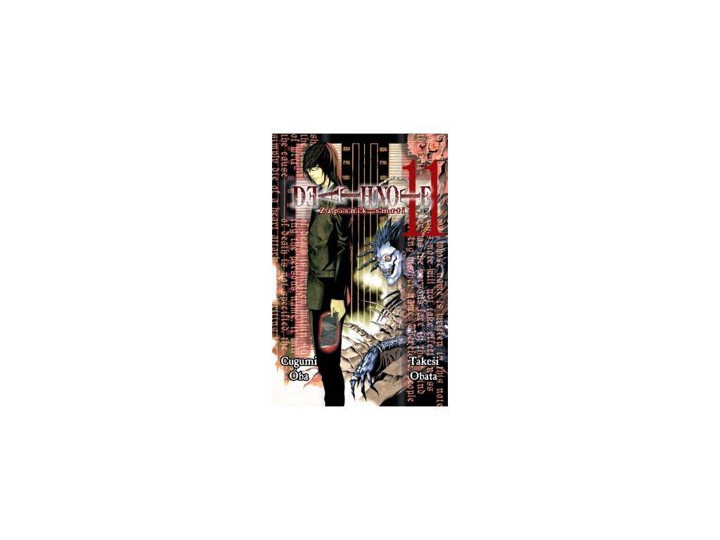 Óba C.,Obata T.-Death Note 11