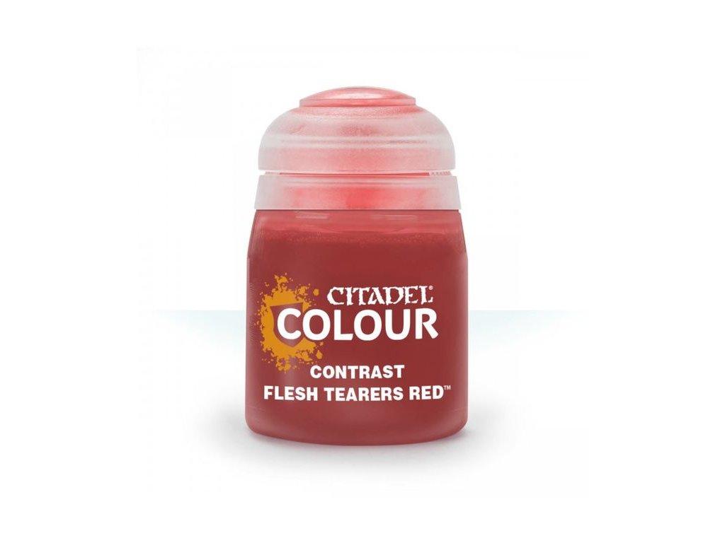 15797 contrast flesh tearers red
