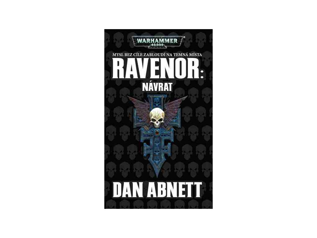 Abnet D.-Ravenor:Návrat