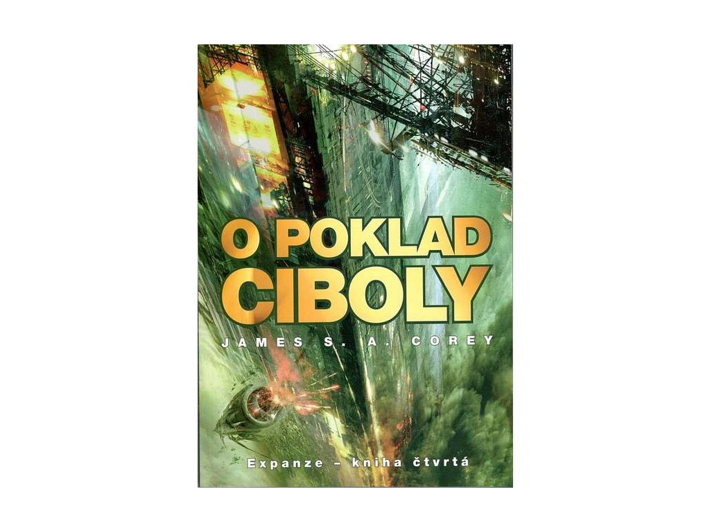 Corey J.S.A.-O poklad Ciboly