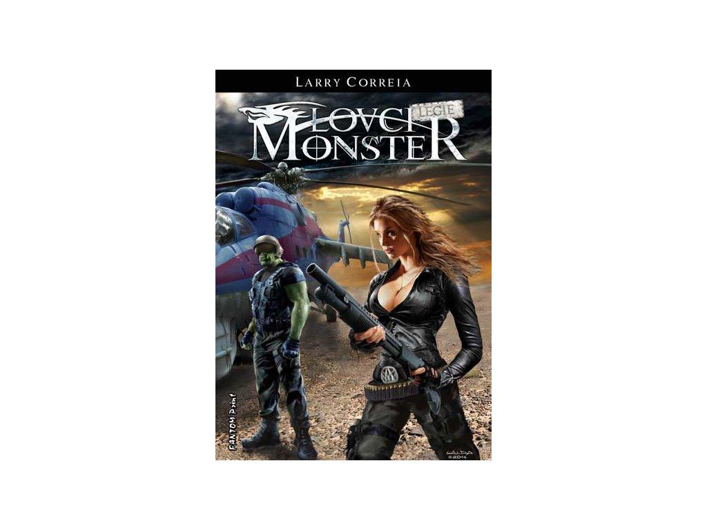 Correia L.-Lovci monster IV