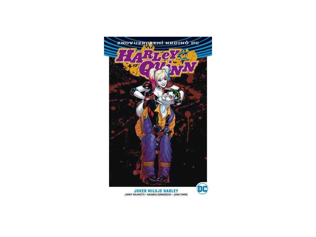 Harley Quinn 2: Jocker miluje Harley
