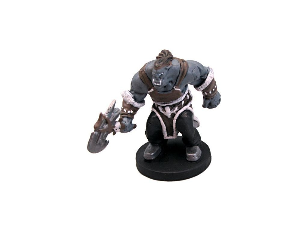 Orc Fighter #10 D&D Icons of the Realms