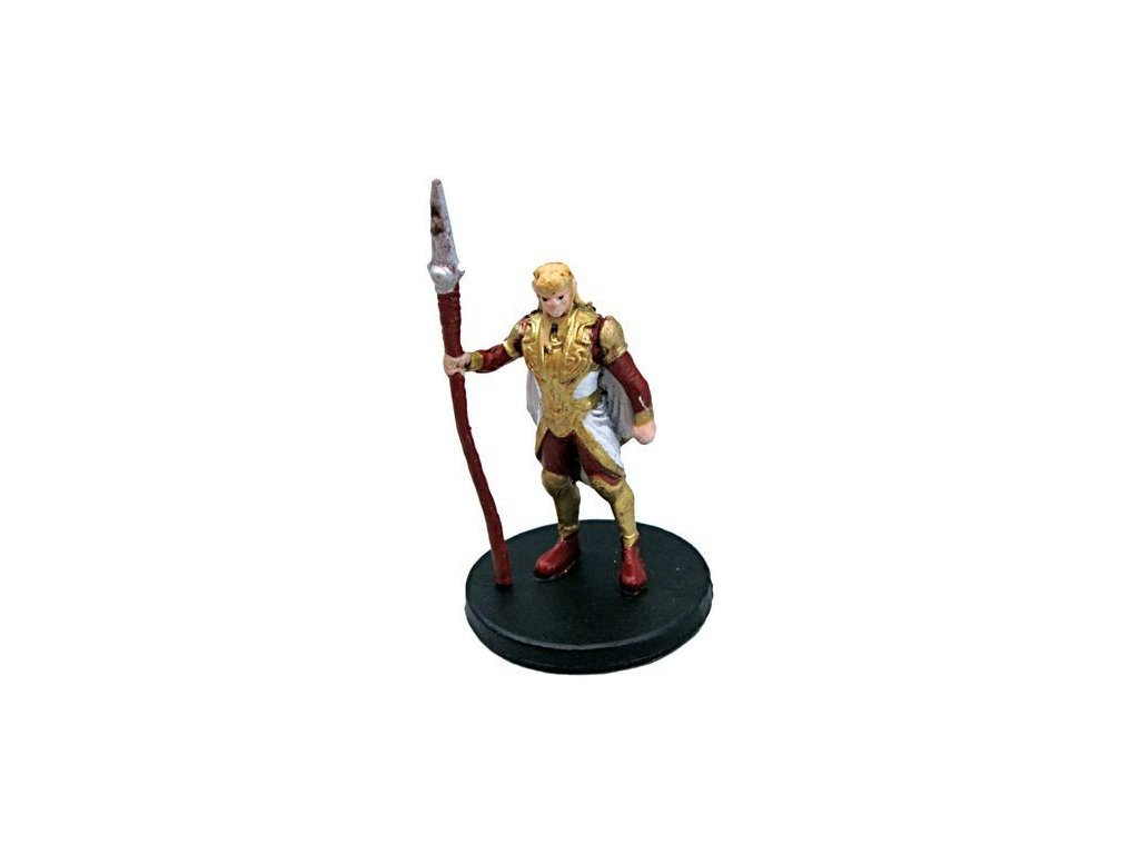 Sun Elf Guard #9 D&D Icons of the Realms