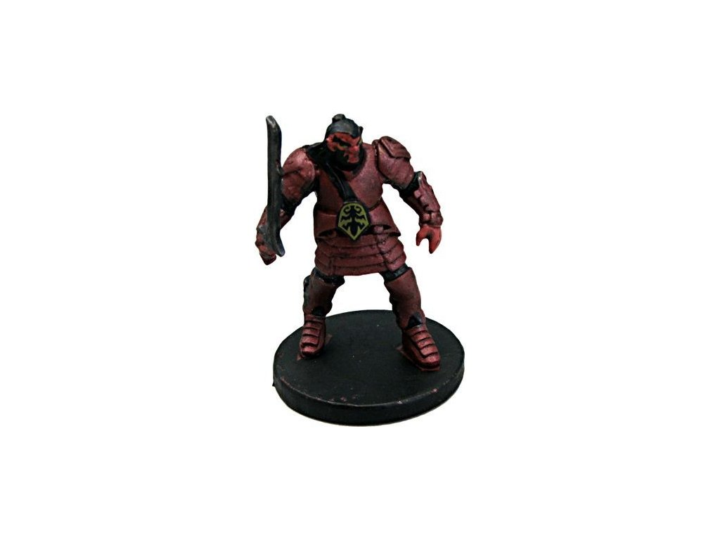 Hobgoblin Fighter #12 D&D Icons of the Realms