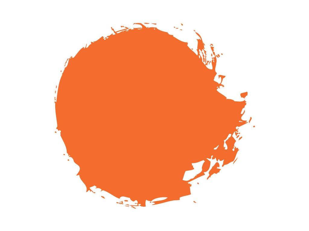 Citadel Layer:  Troll Slayer Orange