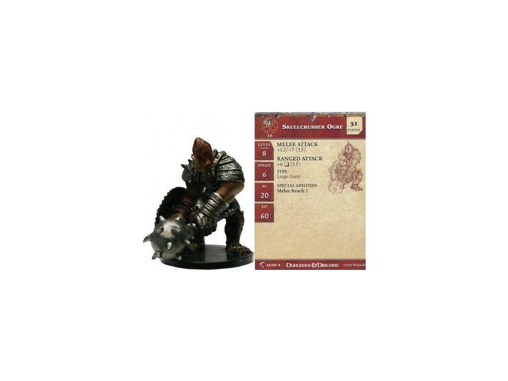 Dungeons & Dragons Skullcrusher Ogre #41