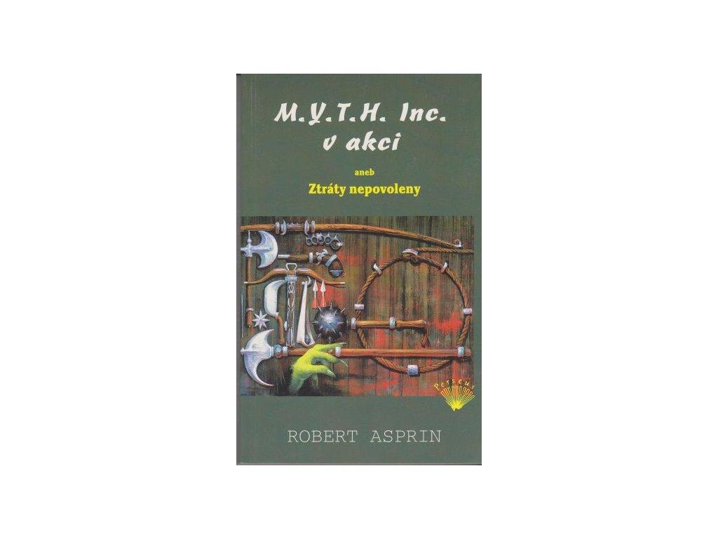 Asprin R.-M.Y.T.H. Inc. v akci