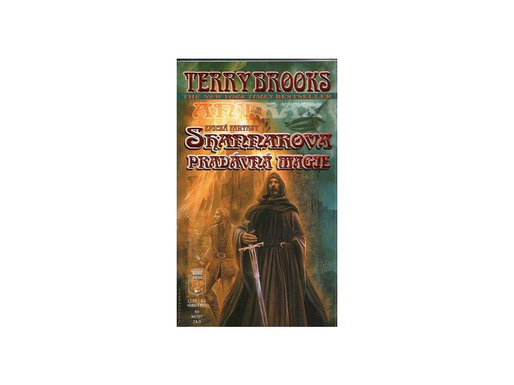 Brooks T.-Shannarova pradávná magie: Antrax