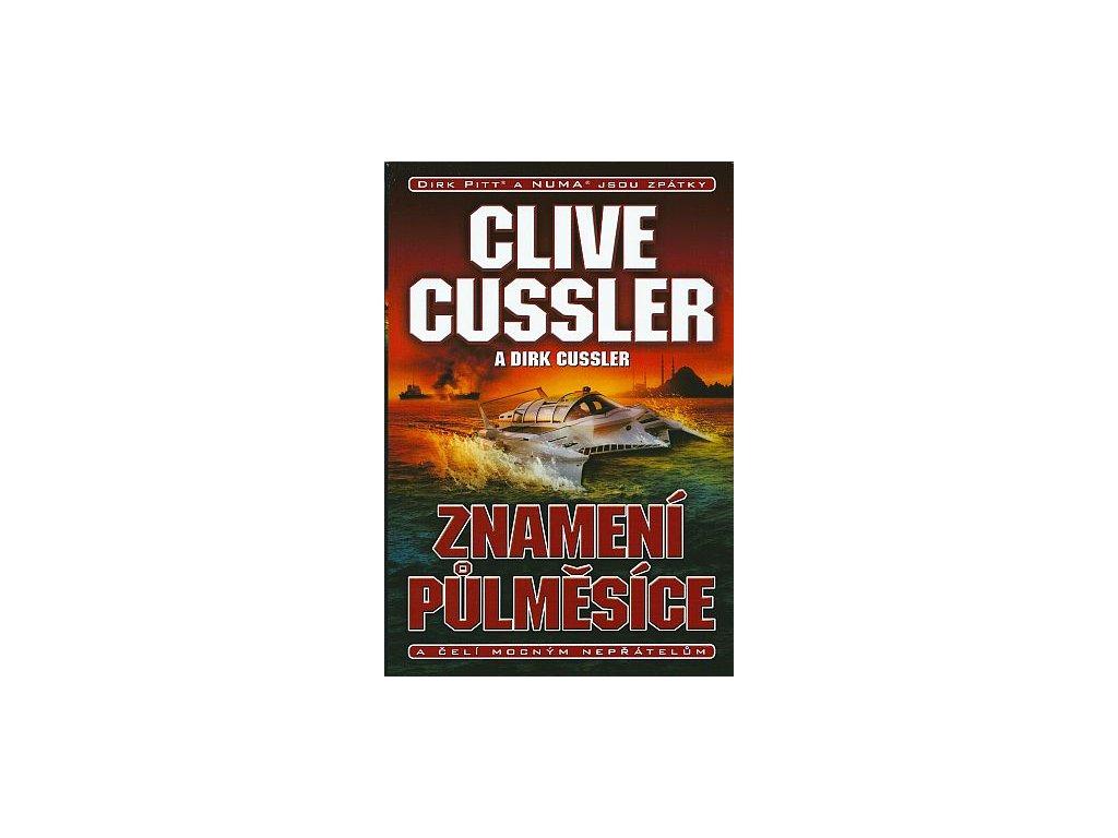 Cussler C.-Znamení půlměsíce