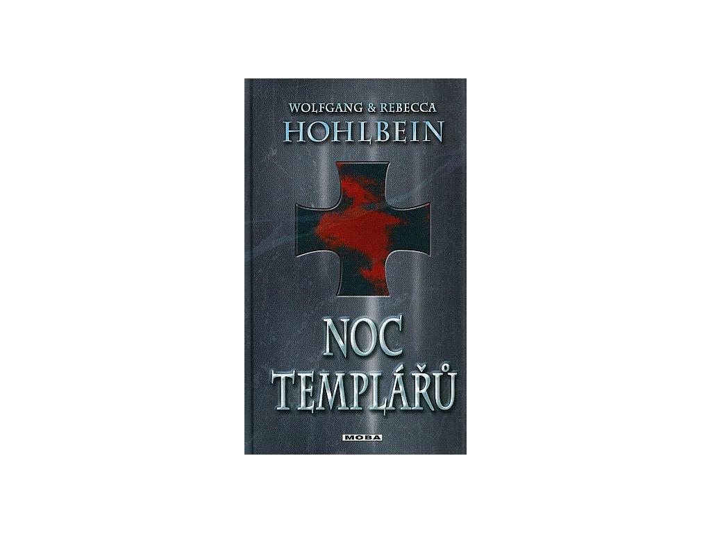 Hohlbein W.-Noc templářů