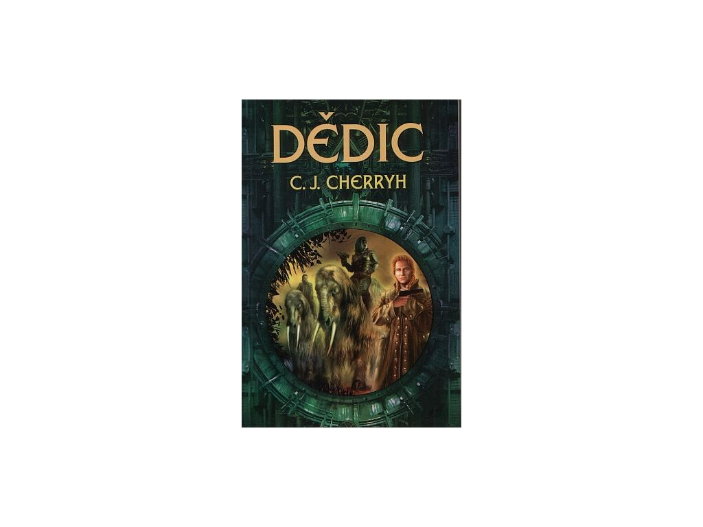 Cherryh C.J.-Dědic