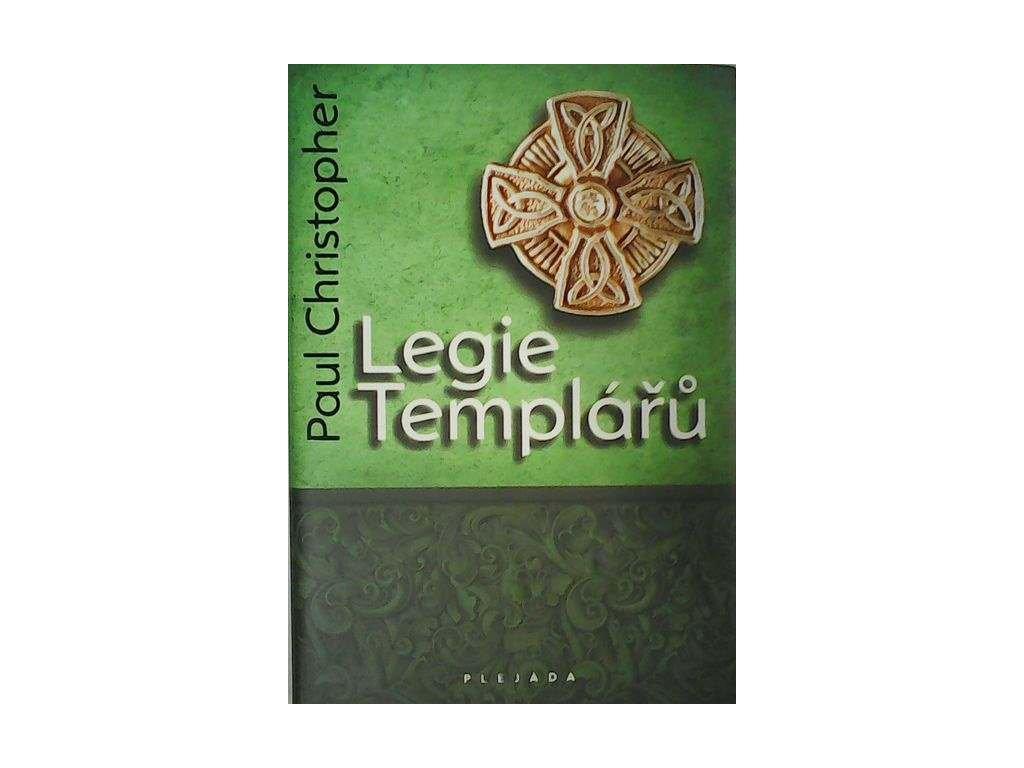 Christopher P.-Legie Templářů