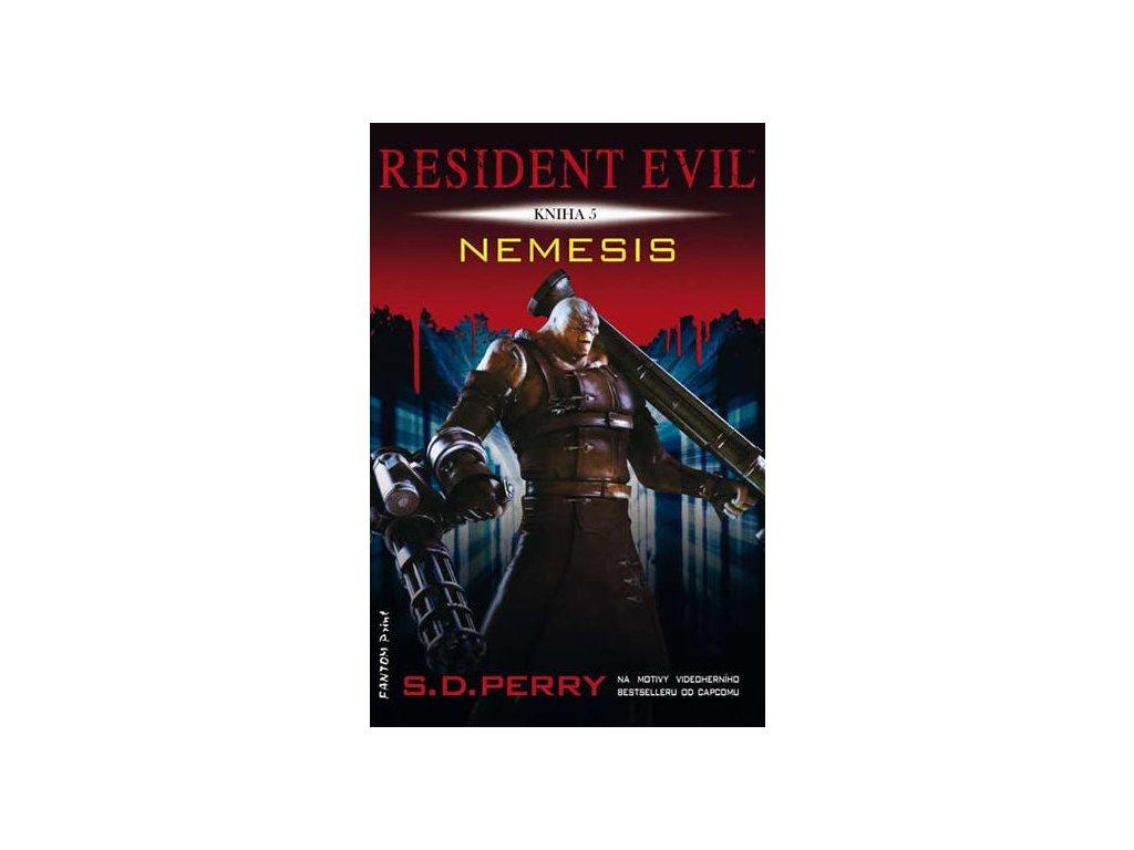resident evil 5 nemesis
