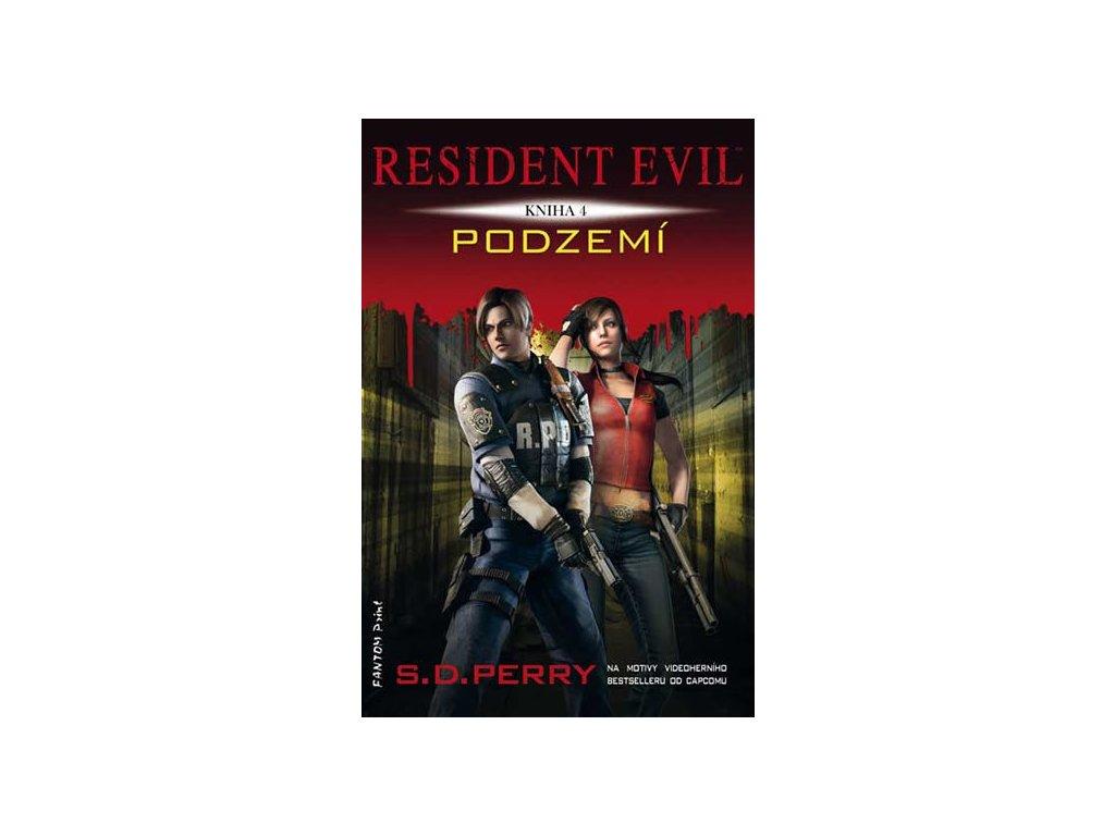 resident evil 4 podzemi