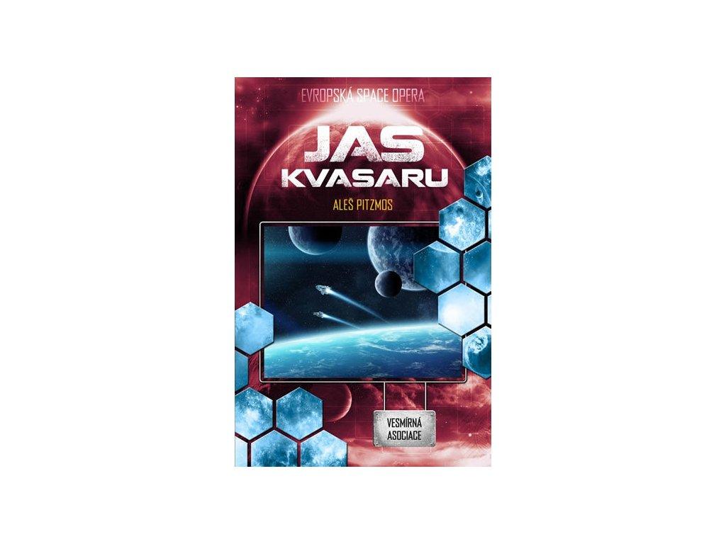 vesmirna asociace 3 jas kvasaru