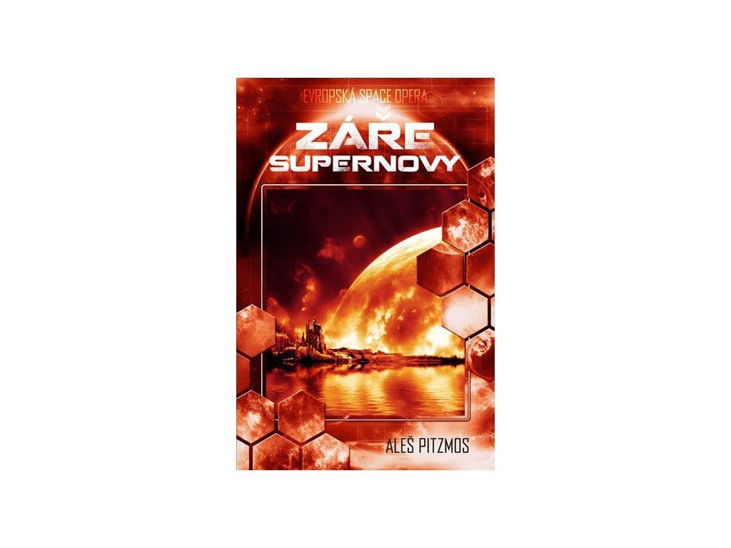 zare supernovy
