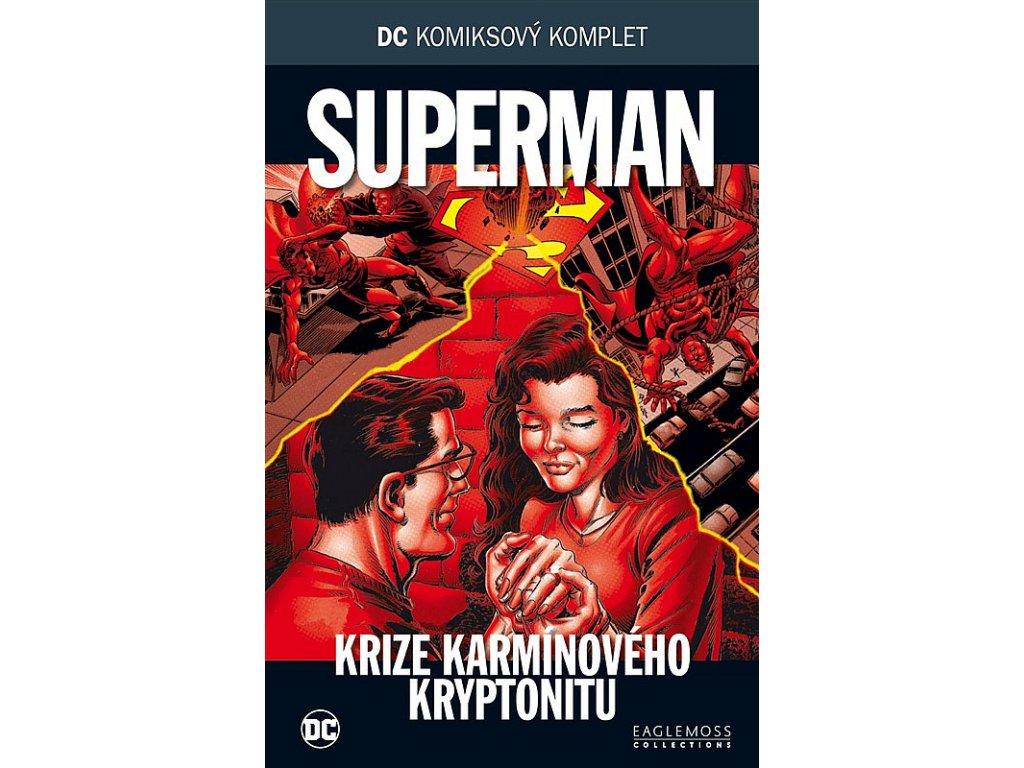 big superman krize karminoveho kryptoni 9JC 417615