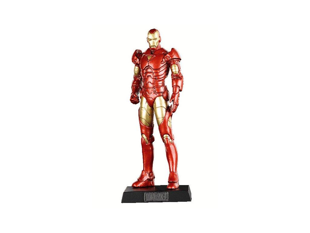 Marvel kolekce figurek 3 Iron Man