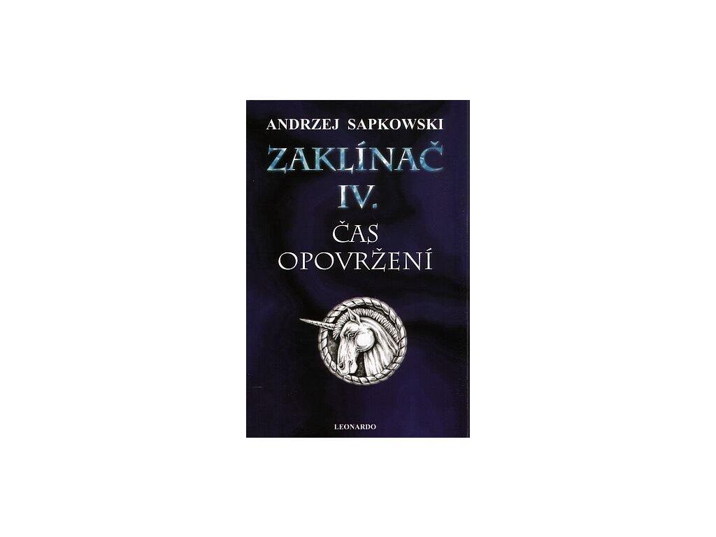 Sapkowski A.-Čas opovržení (váz.)