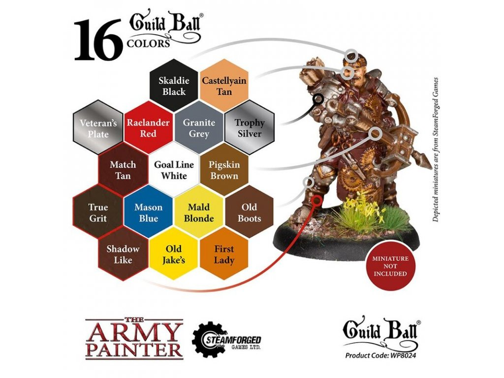 army painter guild ball