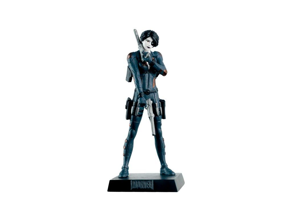 Marvel kolekce figurek 36 Domino