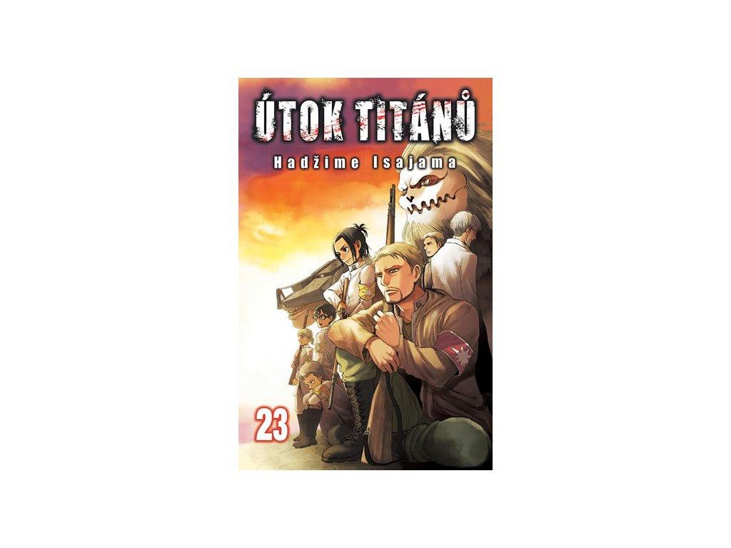 utok titanu 23
