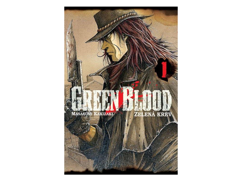 zelena krev 1