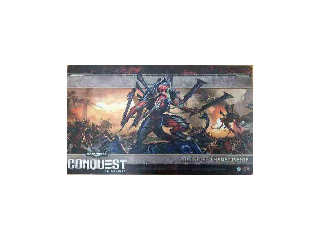 Hrací podložka - Warhammer 40k Conquest -Tyranids