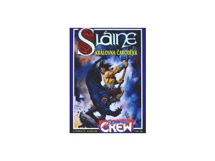 Modrá Crew:Sláine-Královna čarodějek