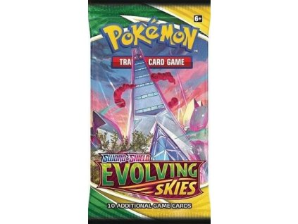 pokemon sword and shield 7 booster pack