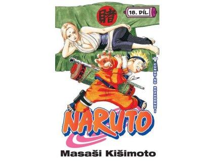 Kišimoto M.-Naruto 18